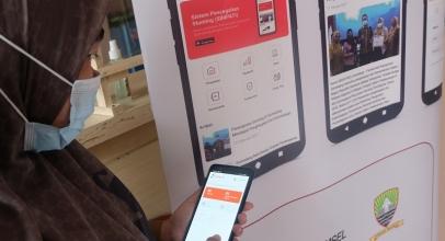 Telkomsel dan Pemkab Sumedang Hadirkan Aplikasi E-Health Simpati