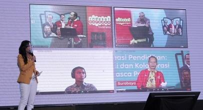Edu Connex Indosat Ooredoo, Digitalisasi dan Kolaborasi di Era Pasca COVID-19