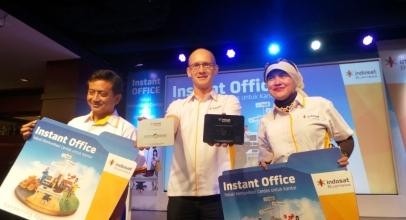 Indosat Luncurkan INSTANT OFFICE