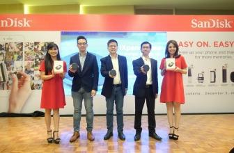 SanDisk iXpand Base, Teman Setia iPhone dan iPad