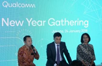 Qualcomm New Year Gathering Membahas Fokus Perusahaan Qualcomm di 2018