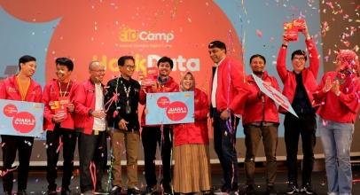 Ini Dia Pemenang Hackdata Indosat Ooredoo 2019
