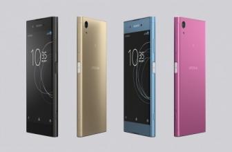 Sony Xperia XA1 dan XA1 Plus Lakukan Update Firmware Terbaru
