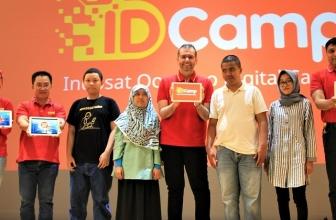 Indosat ID Camp Gelar Hari Kelulusan Developer Muda