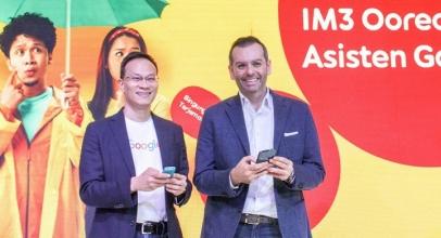 Indosat Ooredoo dan Google Optimalkan Google Assistant