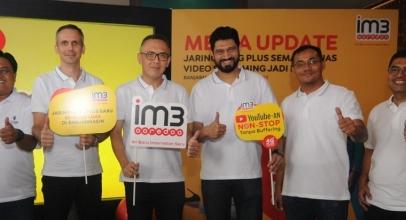 Indosat Ooredoo Ekspansi Jaringan 4G ke Kalimantan Selatan