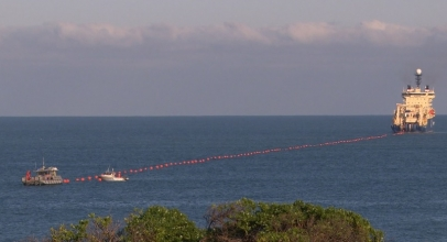 Sistem Baru Kabel Bawah Laut antara Australia dan Asia Tenggara Sampai di Perth