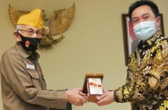 Indosat Ooredoo Beri Bantuan kepada Legiun Veteran Republik Indonesia