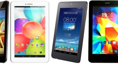 9 Tablet Sejutaan Ramaikan Pasar Smartphone
