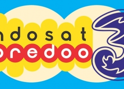 Indosat Ooredoo Merger dengan Tri Jadi Indosat Ooredoo Hutchison