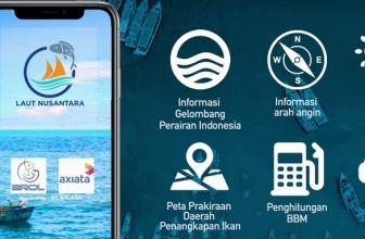 Menteri Susi Luncurkan Aplikasi Laut Nusantara bersama XL Axiata