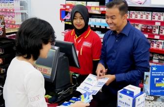 Kartu Internet XL Dipasarkan di Minimarket