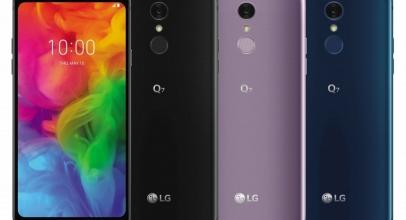 LG Akhirnya Rilis Seri LG Q7