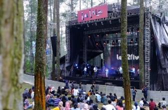 Telkomsel Ramaikan LaLaLa Festival di Bandung