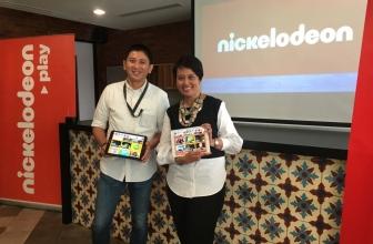 Nickelodeon dan Telkomsel Luncurkan Aplikasi Nickelodeon Play