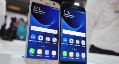 Bongkar Samsung Galaxy S7 dan Galaxy S7 edge
