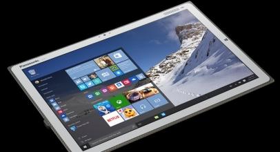 Panasonic FZ-Y1 Toughpad 4K,Hadir Dengan Windows 10