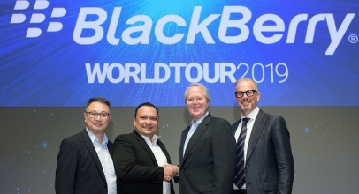 Telkomsel Rebut Top Partner untuk BlackBerry
