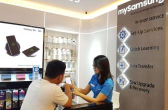 Tips Samsung buat Smartphone Aman dan Nyaman saat Liburan