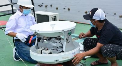 BAKTI Kominfo Siapkan Fasilitas Telekomunikasi di Rumah Sakit Apung