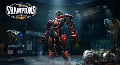 Real Steel Championship, Raih Gelar Jawara Robot