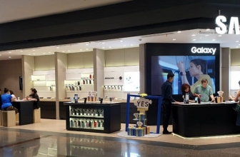 OkeShop dan Samsung Buka Showroom Baru di Beberapa Kota