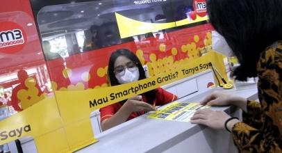 Indosat dan Erajaya Buka Layanan Shop in Shop