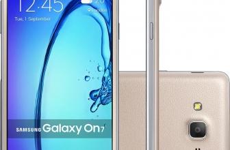 Samsung Galaxy On7, Desain Elegan Multimedia Jempolan
