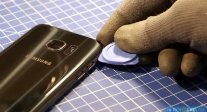 Kap Mesin Samsung Galaxy S7 Dibuka, Ada Sistem Pendinginnya