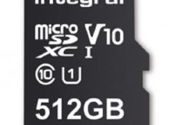 Akhirnya Kartu MicroSD 512 GB Dirilis