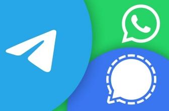 Telegram dan Signal Mendulang Untung, Mengangkangi WhatsApp