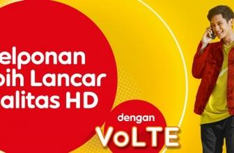Indosat Ooredoo Resmi Rilis Layanan VoLTE