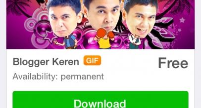 Raditya Dika Beraksi di WeChat