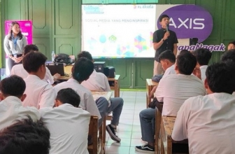 Aksi Karyawan XL Axiata Edukasi 100 Sekolah di Jabodetabek