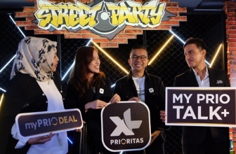 Berita XL: XL PRIORITAS Luncurkan Paket myPRIO Talk+