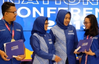 XL Axiata Arahkan Mahasiswa XL Future Leader Tren Industri 4.0