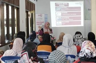 XL Axiata Latih Perempuan Desa Soal Teknologi Digital