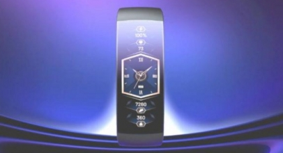 Amazfit X, Smartwatch Standar Baru Desain Melengkung