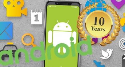 10 Tahun Android, Tiga Ponsel Pelopor Android