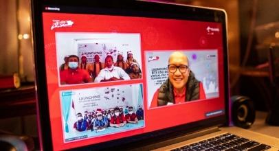 Bersama BAKTI Kominfo, Telkomsel Bangun BTS di Daerah 3T