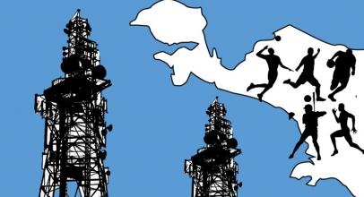 Bakti Kominfo Siapkan BTS 4G dan Akses Internet Gratis untuk PON XX Papua