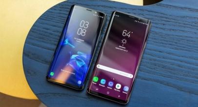 6 Cara Screenshot Menggunakan Samsung Galaxy S9 dan S9 Plus