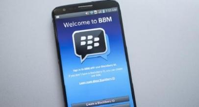 BlackBerry Messenger Tambah 8 Fitur Baru