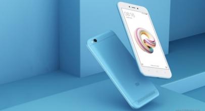 Xiaomi Redmi 5A Tawarkan Warna Baru, Lake Blue