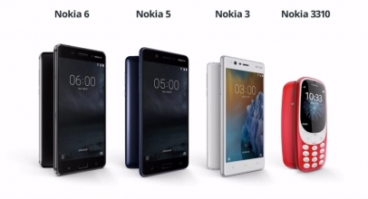 SURVEI: Smartphone Nokia Lebih Laris Dibanding Asus dan Lenovo