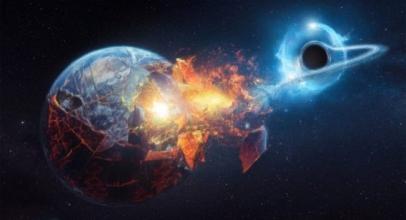 Apa Yang Akan Terjadi Jika Bumi Ditelan Lubang Hitam?
