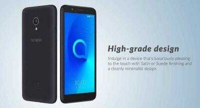 Alcatel 1X, Smartphone Full-Screen Dengan Harga Terjangkau