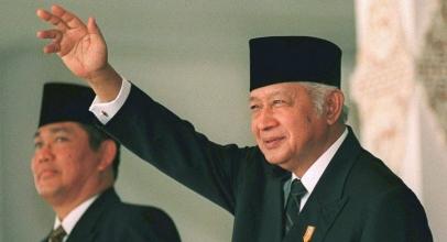 Survei: Soeharto Presiden Indonesia Paling Sukses
