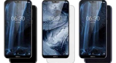 Setelah Nokia X6, HMD Global Bakal Rilis X5 dan X7