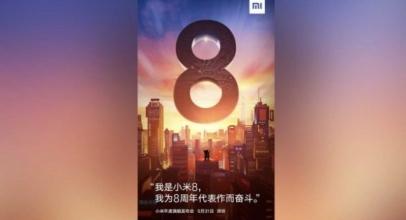 Xiaomi Mi 8 Dipastikan Meluncur Akhir Mei 2018